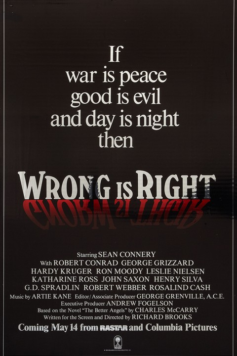 Wrong Is Right